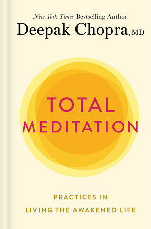 Cover image for Total Meditation