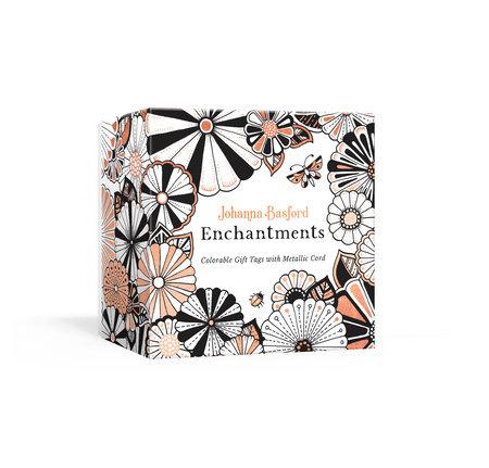 Cover image for Johanna Basford Enchantments
