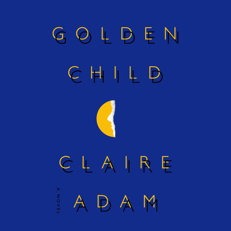 Golden Child book cover