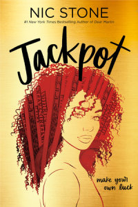 Book cover for Jackpot