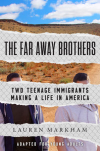 Cover of The Far Away Brothers (Adapted for Young Adults) cover