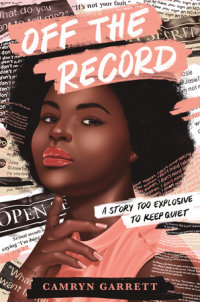Book cover for Off the Record