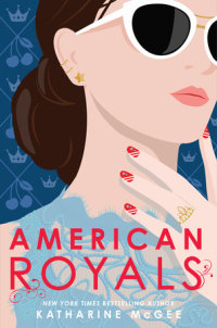 Cover of American Royals cover