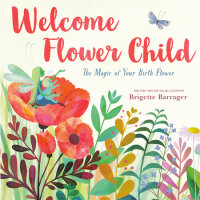 Book cover for Welcome Flower Child