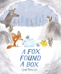 Cover of A Fox Found a Box