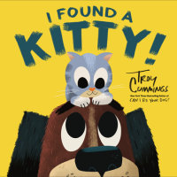 Book cover for I Found A Kitty!
