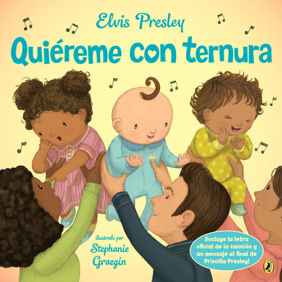 Elvis Presley's Quiéreme con ternura