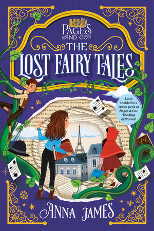 Pages & Co.: The Lost Fairy Tales