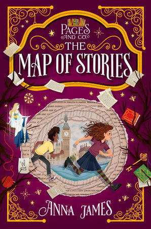 Pages & Co.: The Map of Stories