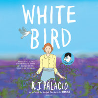 Cover of White Bird: A Wonder Story (A Graphic Novel) cover