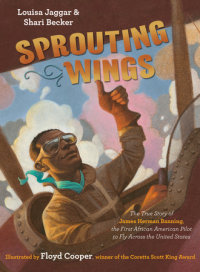 Cover of Sprouting Wings cover