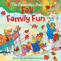 Book cover for The Berenstain Bears Fall Family Fun