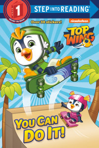 Book cover for You Can Do It! (Top Wing)
