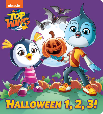Halloween 1, 2, 3! (Top Wing)