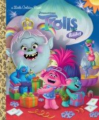 Book cover for DreamWorks Trolls Holiday LGB (DreamWorks Trolls)