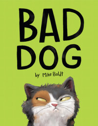 Cover of Bad Dog cover