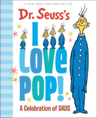 Cover of Dr. Seuss\'s I Love Pop!