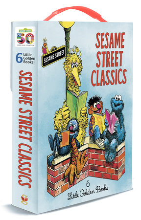 Sesame Street Classics: 6 Little Golden Books
