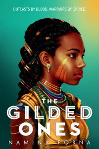 Cover of The Gilded Ones cover