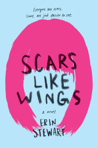 Cover of Scars Like Wings cover