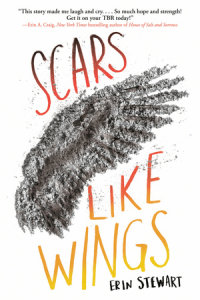 Cover of Scars Like Wings