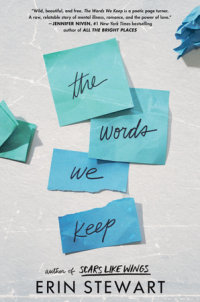 Book cover for The Words We Keep
