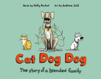 Book cover for Cat Dog Dog