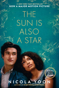 Cover of The Sun Is Also a Star Movie Tie-in Edition