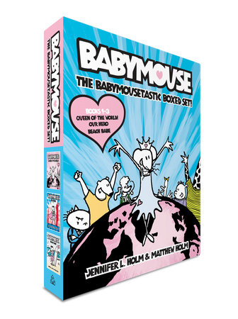 The Babymousetastic Boxed Set!