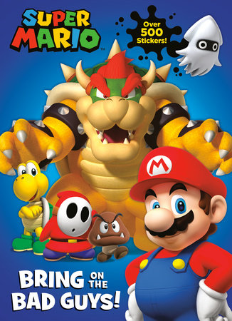 Super Mario: Bring on the Bad Guys! (Nintendo)