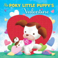 Book cover for The Poky Little Puppy\'s Valentine