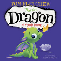 Cover of There\'s a Dragon in Your Book cover
