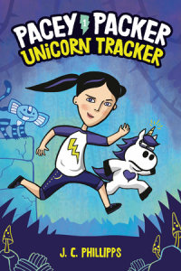 Cover of Pacey Packer: Unicorn Tracker Book 1 cover