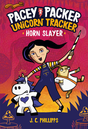 Pacey Packer Unicorn Tracker 2: Horn Slayer