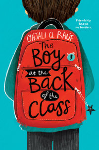 Cover of The Boy at the Back of the Class cover