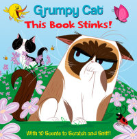 Book cover for This Book Stinks! (Grumpy Cat)