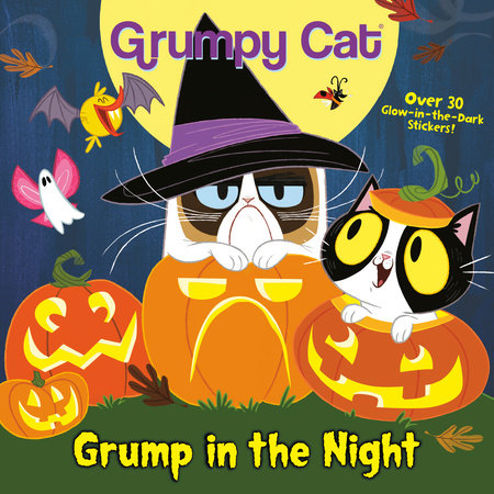 Grump in the Night (Grumpy Cat)