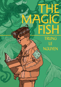 Cover of The Magic Fish cover