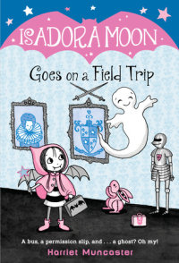 Book cover for Isadora Moon Goes on a Field Trip