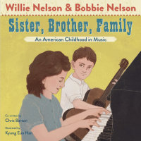 Cover of Sister, Brother, Family cover