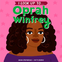 Book cover for I Look Up To...Oprah Winfrey