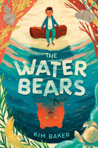 Book cover for The Water Bears