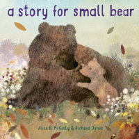 Book cover for A Story for Small Bear