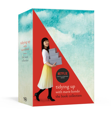 Cover image for Tidying Up with Marie Kondo: The Book Collection