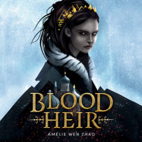 Cover of Blood Heir cover