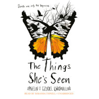 Cover of The Things She\'s Seen cover