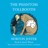 Cover of The Phantom Tollbooth cover
