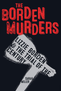 Book cover for The Borden Murders