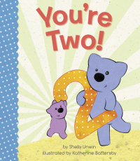 Cover of You\'re Two! cover