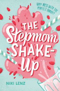 Cover of The Stepmom Shake-Up cover